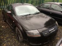 AUDI TT MK1 WE WILL BUY YOUR TT***SPARES OR REPAIR***RUNNING***