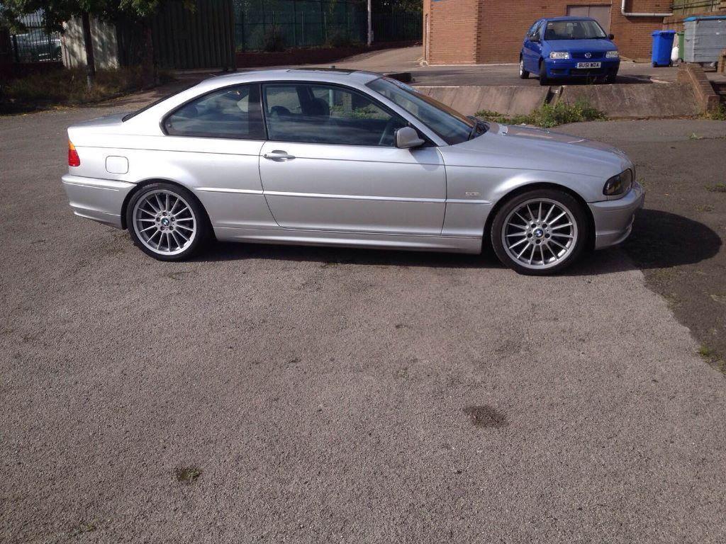 BMW I SE COUPE AUTOMATIC In Sandwell West Midlands - 2001 bmw 328i