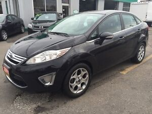 2011 Ford Fiesta SEL-LEATHER-BLUETOOTH-SIRUS RADIO