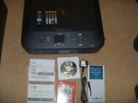 Canon PIXMA MG5650 All-in-One Inkjet Printer -NEW