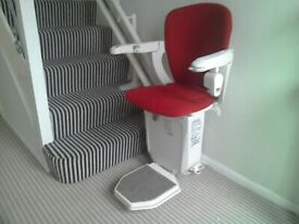 Quality STANNAH STAIRLIFTS for Curved Staircases
