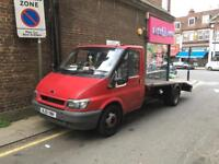 Ford transit recovery truck 171,000 miles excellent runner