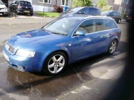 Audi a4 quattro 2.0 ltr