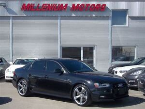 2014 Audi S4 3.0 AWD TECHNIC PKG / NAVI/ B.CAM/ SUNROOF/ LOADED