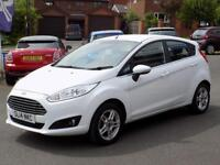 FORD FIESTA 1.2 ZETEC 5dr * ONLY 22,000 Miles * (white) 2014