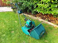 Qualcast suffolk punch 35S Petrol cylinder mower