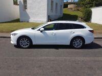 Mazda 6 diesel tourer 2.2d - Fantastic family car