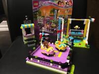 Lego Friends Amusement Park Sets x 3