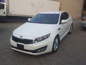 2012 Kia Optima EX With Leather & R.Camera Accident Free