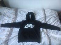 Boys Nike hoodie 8-10yrs
