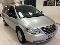 2007 Chrysler Grand Voyager Executive CDR 2.8 Automatic 7 seater Diesel