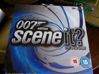 007 Scene it game