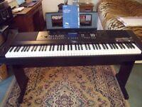 Yamaha DGX 650 digital piano.
