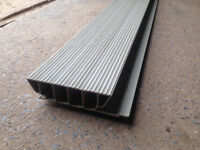 UPVC Decking Boards - Job Lot - Garden Decking 216sqft