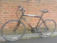 Claud butler excellent hybrid bike city road bicycle as good as specialized giant trek carrera