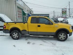 2004 Ford F-150 FX4 FLAIRSIDE CUIR