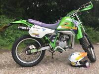 Kawasaki kmx 125b (R) 2001