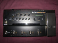 Line 6 POD HD300 - Multi-Effects Processor & Amp Emulator for Guitar and Bass.