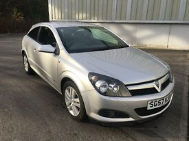 Stunning 2007 57 Vauxhall Astra 1.4Sxi 3Dr Sporthatch **2 Owners+Only 76000+History+1 Years Mot**