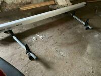 Vw caddy roof rack