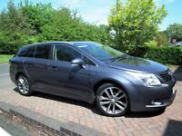 Toyota Avensis 2.0 TR V-Matic 150 bhp Manual - Estate , only 86000 miles , Very good Condition !