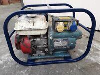 Honda generator 2.0kw: petrol generator GX140, generator