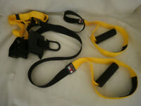 Total Body Suspension Trainer by Body Sculpture (not TRX)