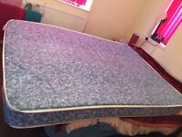 Double Mattress (used)