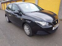 Seat ibiza 1.4 tdi (tax only 30 for year) service history