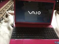 Laptop Sony vaio good working only need window £90
