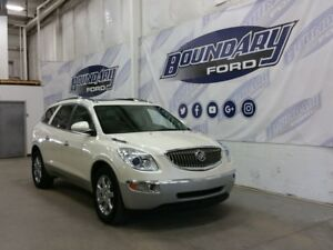2008 Buick Enclave CXL W/ Dual Moonroof, Leather, DVD, 7 Pass