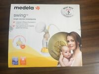 Medela Swing Single Electric Breast Pump - Great Condition!
