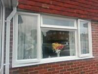 UPVC Double Glazed Windows and Back Door