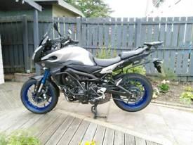 Yamaha mt 09 Tracer abs