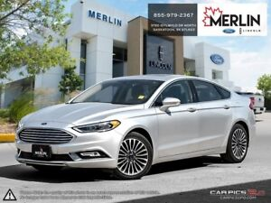 2017 Ford Fusion SE CERTIFIED PRE OWNED