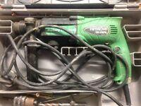 HITACHI® DH 22PB 3 Mode SDS Plus Rotary Hammer Drill 22mm 620W 240V