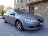 2005 MAZDA 6 AUTOMATIC PETROL, PERFECT RUNNER, FSH, 3 MONTHS WARRANTY