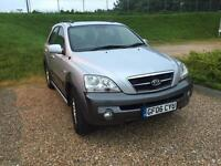 Kia sorento xs 2.5 diesel, 4x4, 1 previous owner with full history , good condition