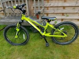 Boys Diamondback mountain bike 20in wheels (7-9years)