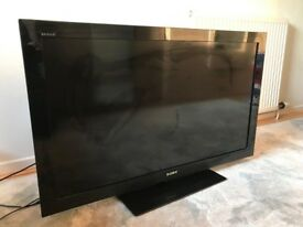 40 inch Sony Bravia ultra-thin TV in excellent condition QUICK SALE