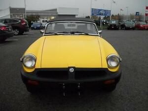 1977 MG MGB MGB/RARE FIND IN GREAT CONDTION FOR THE YEAR!!!! Kawartha Lakes Peterborough Area image 2