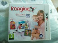 Nintendo 3DS Game - Babies 3D - Boxed and Perfect