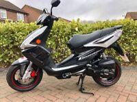 TGB R50x 50cc Moped