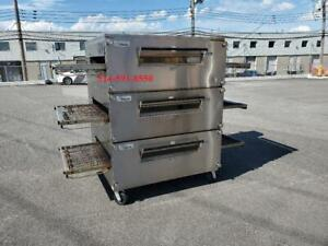 Lincoln Conveyor Pizza Oven / Four a Pizza Convoyeur   / HIGH VOLUME / HAUTE VOLUME