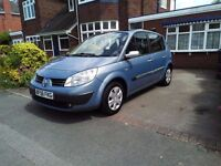 Renault Scenic 1.5dci with FSH for sale