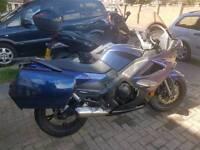 ++++PRICE DROP ++++CF - MOTO Wk650tr not Honda Kawasaki pan European Yamaha Suzuki