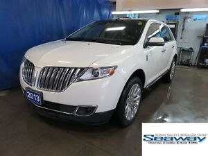 2013 Lincoln MKX Leather, Sunroof, Navigation