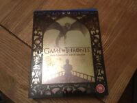 Game of thrones series 5 on blu ray