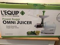 L'Equip Omni Cold Press Juicer