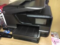 HP Officejet 8600 plus Printer, Fax, Scanner, photocopier
